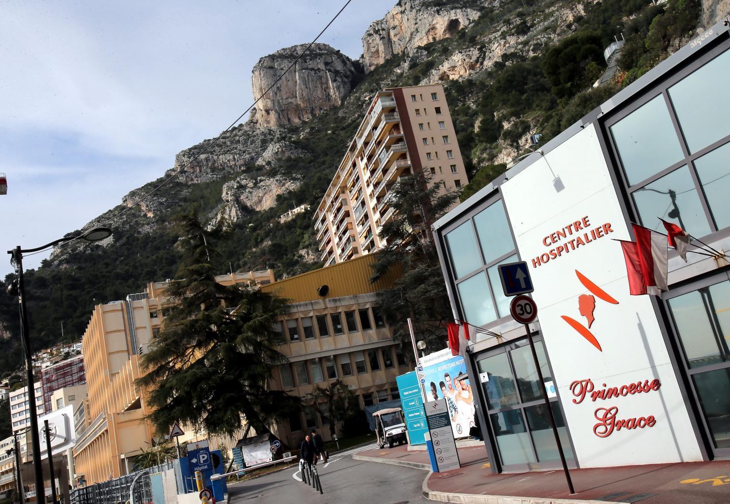 Si la situation devait empirer, un plan de montée en charge  progressive est prévu au CHPG de Monaco.