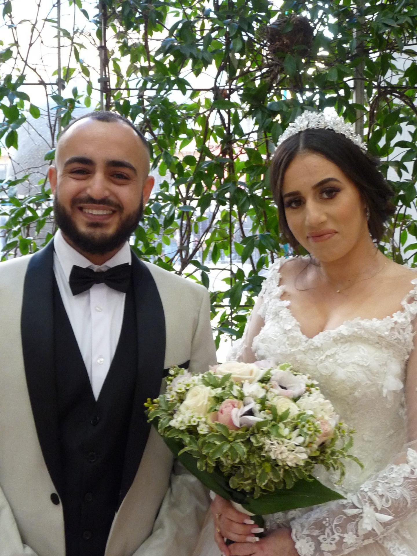 Mohamed et Cloé.