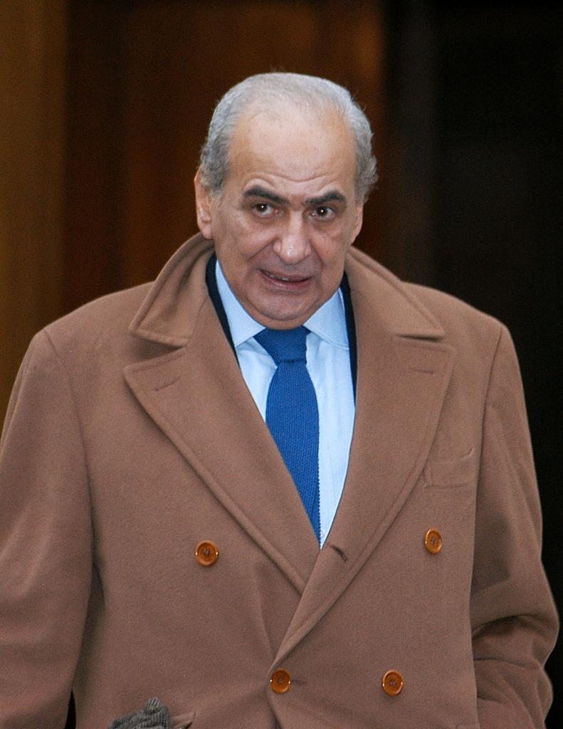 Pierre Benichou à Paris le 26 janvier 2004