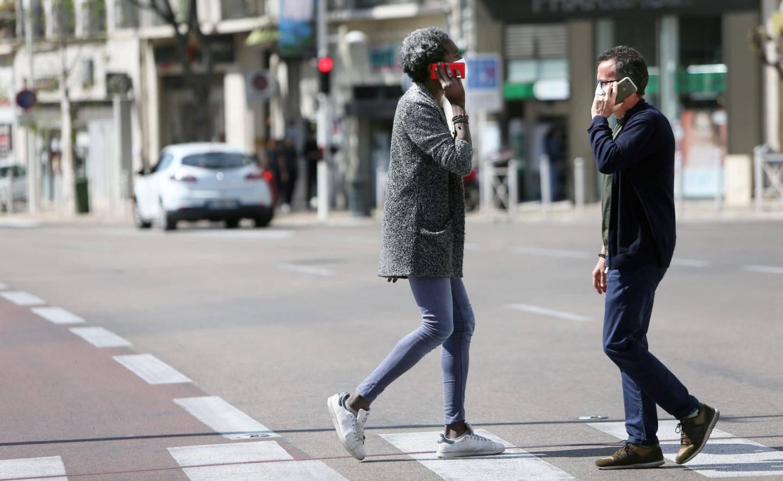 Toulon, le 13 avril 2020.