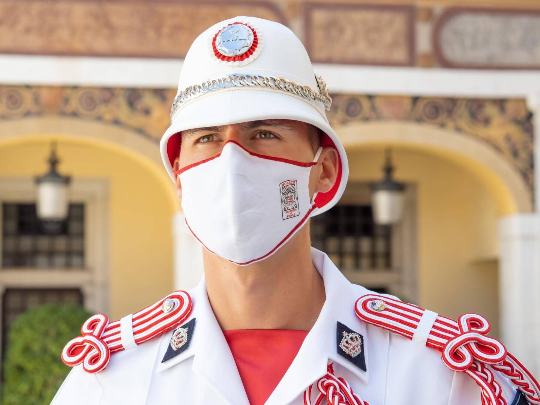 Les nouveaux masques.