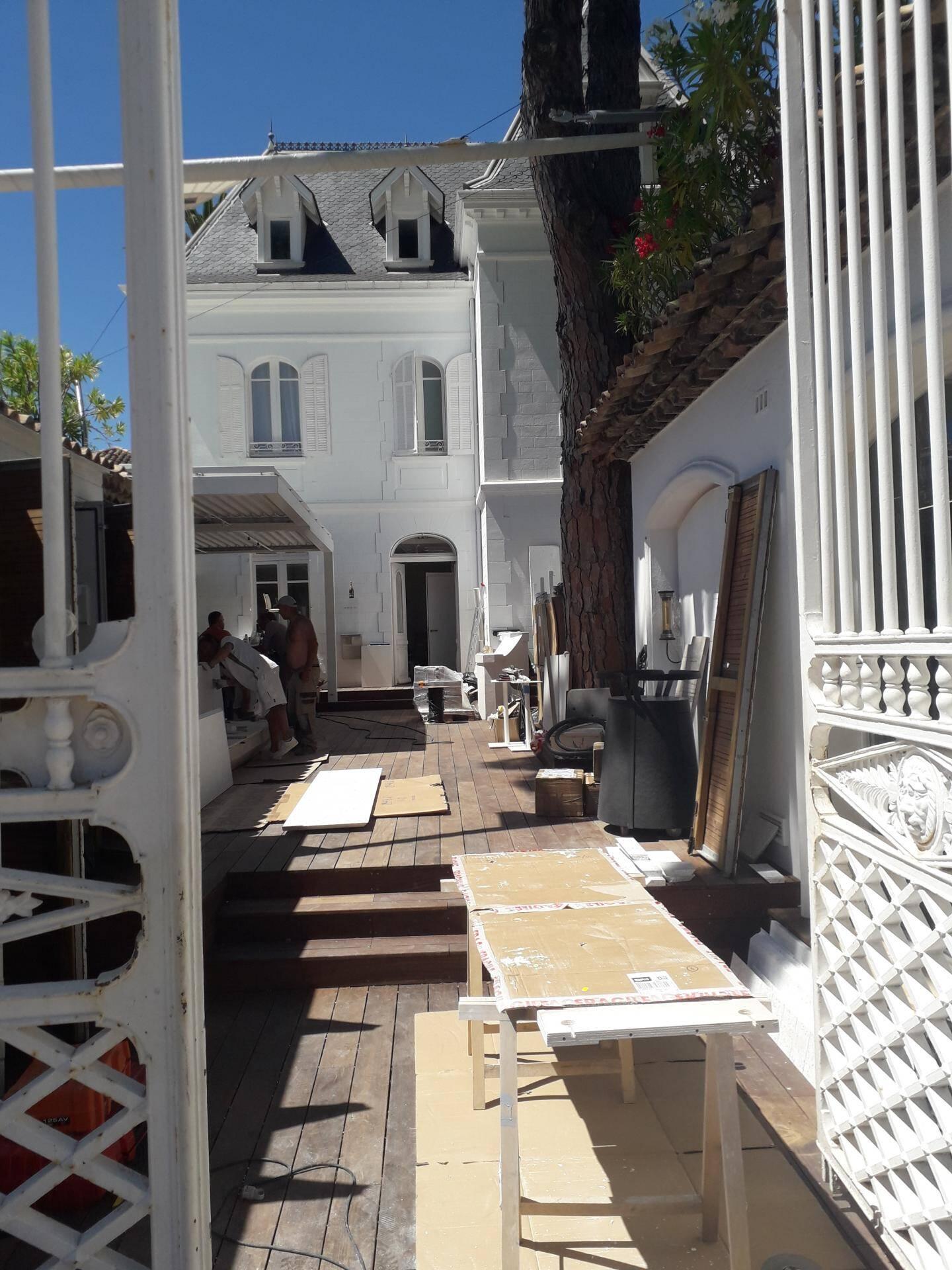 La maison blanche accueillera la table chic et cool de Pharrell Williams et Jean Imbert.