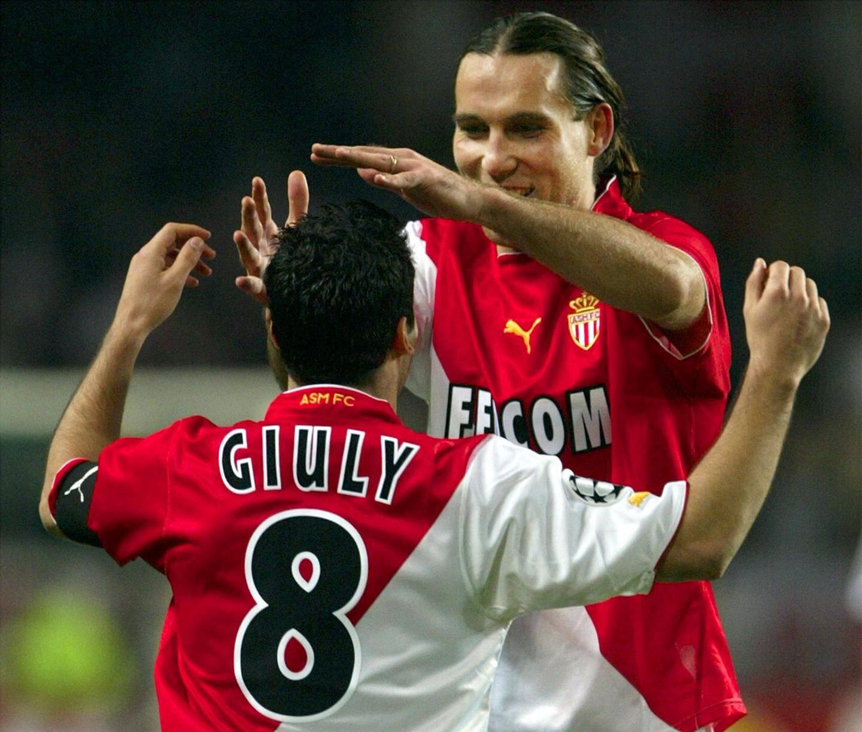 Prso, auteur d'un quadruplé le 5 novembre 2003 contre... La Corogne (8-3).
