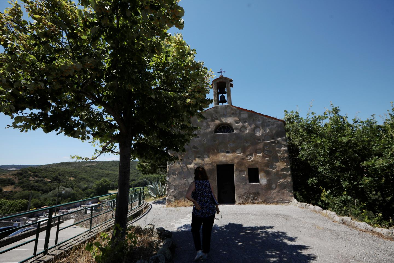 La chapelle Notre-Dame-d'Espérance.