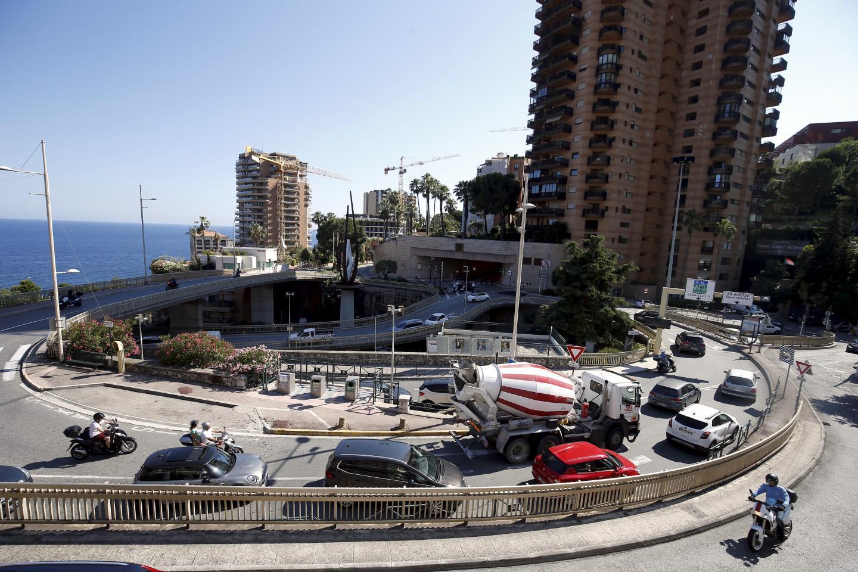 Un parking de 500 places est envisagé au cœur du futur échangeur Saint-Roman, à l'entrée Est.