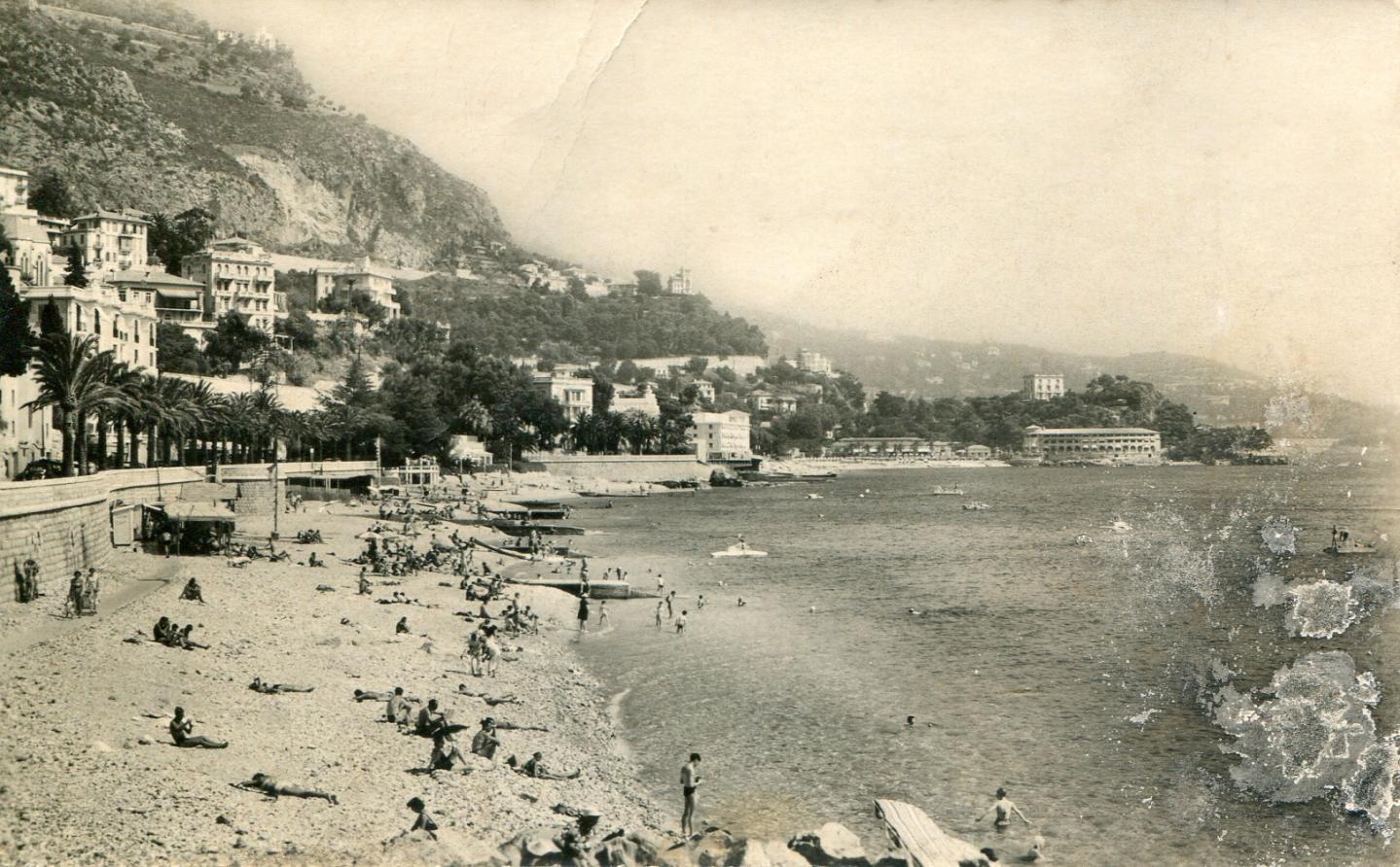 Les années soixante-dix voient la naissance de la réserve sous-marine et la démocratisation des loisirs ensablés.