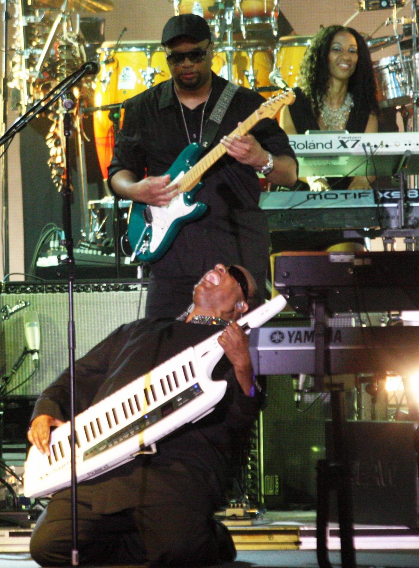 Wonder..ful Stevie, en 2010.