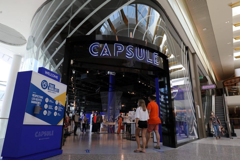 La deuxième vague est arrivée à la Capsule de Cap 3000.