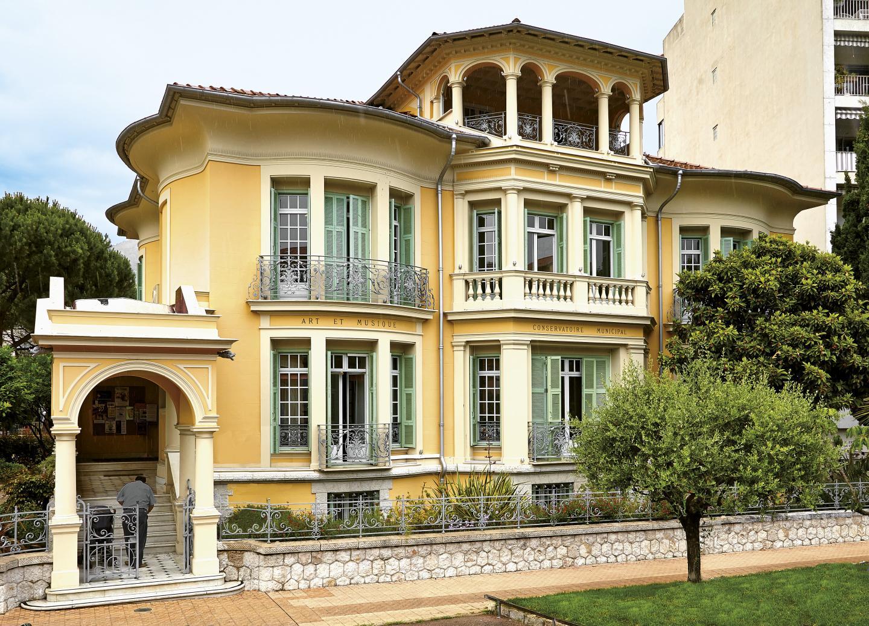 La villa La Victoire.