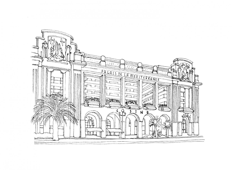 Le Palais de la Méditerranée