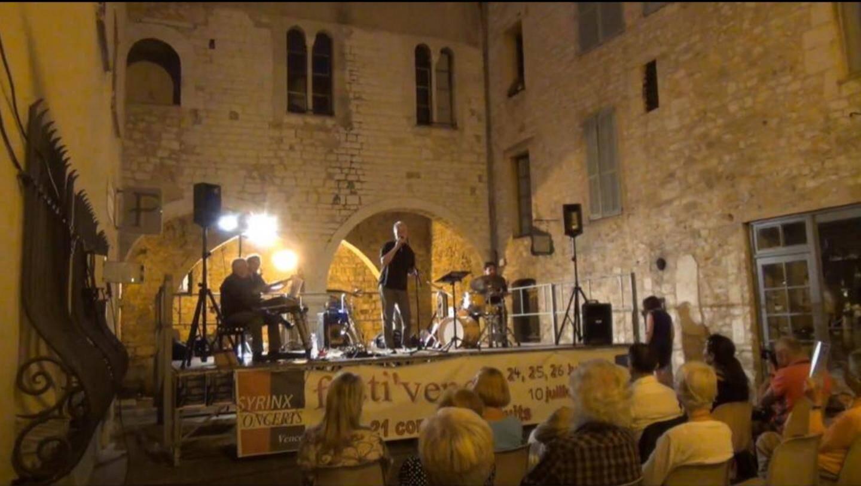 Concerts du festival Festi'Vence.