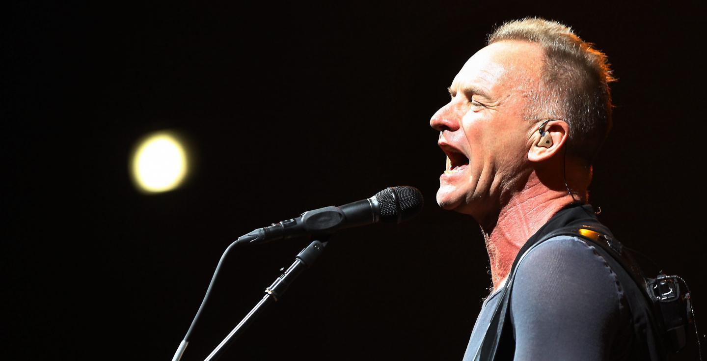 Sting offrira un concert privé durant le gala.