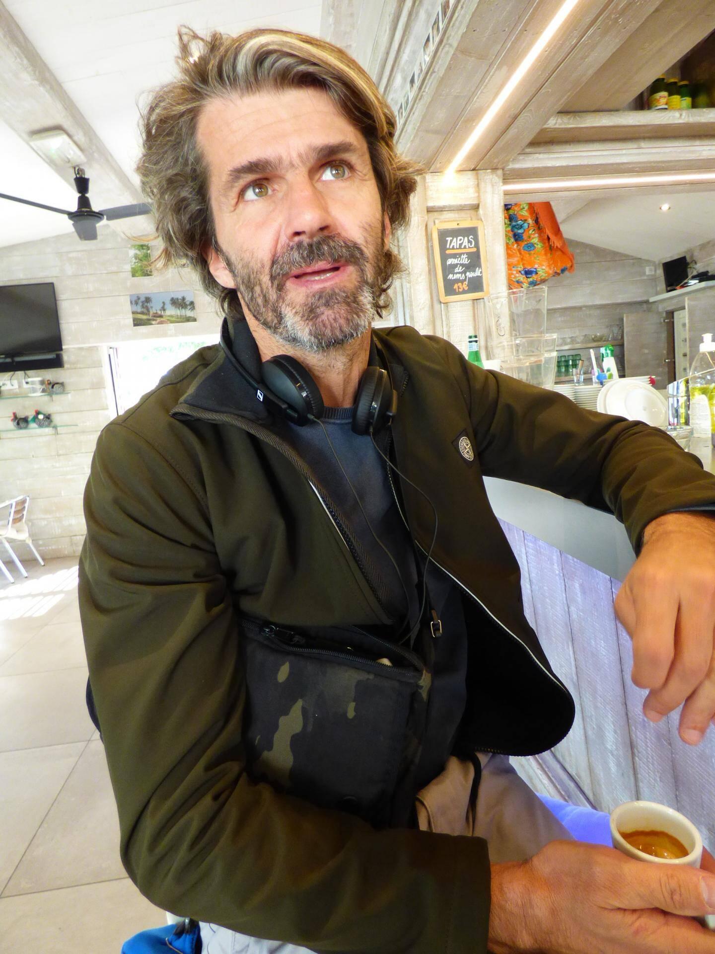 Le producteur, Matthieu Tarot.