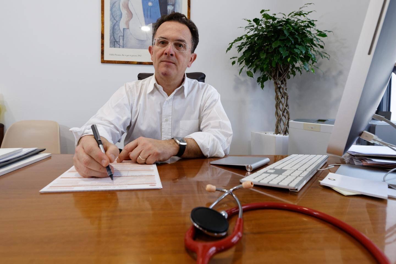 Le médecin généraliste Wilfrid Guardigli.