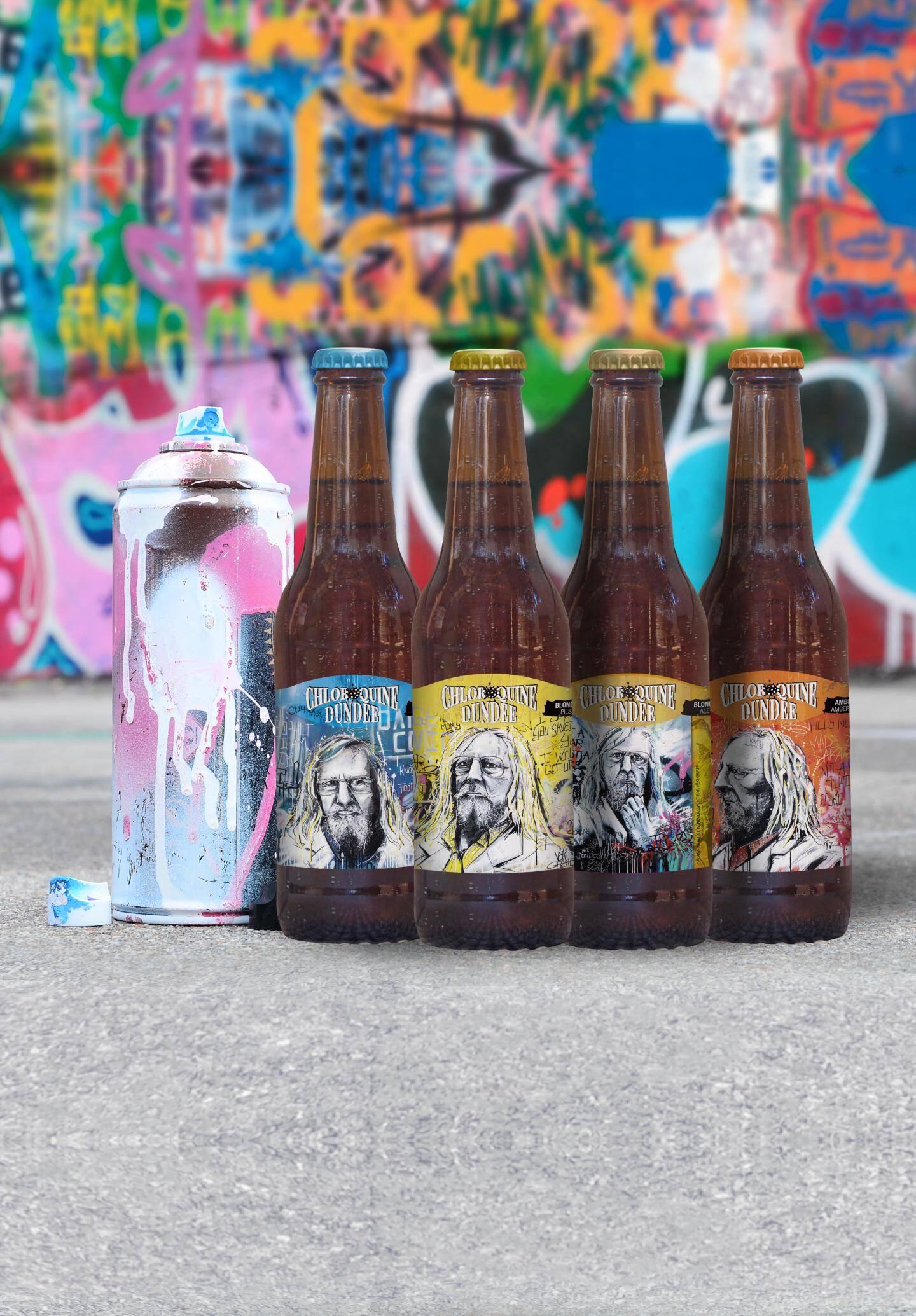 Les bières d'Eric Sgarroni