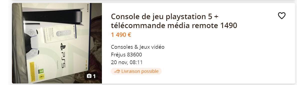 Avec une télécommande média remote 1490...