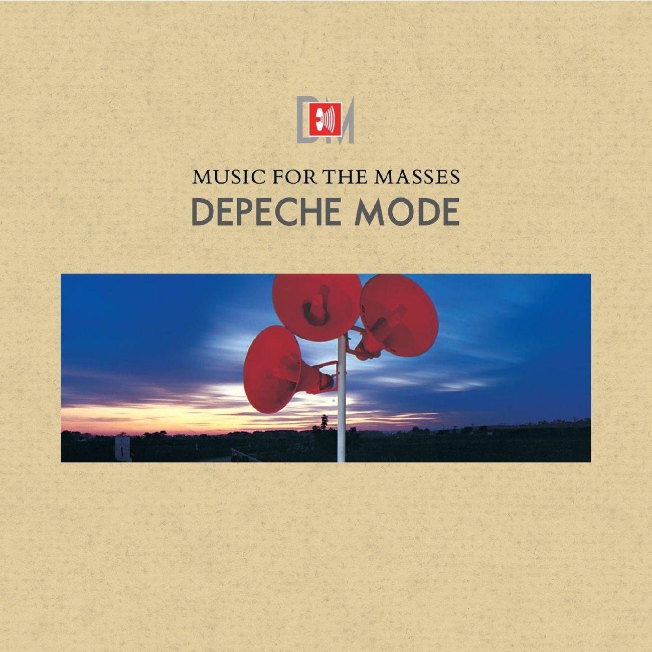 Depeche Mode, Music For The Masses. (Mute Records)