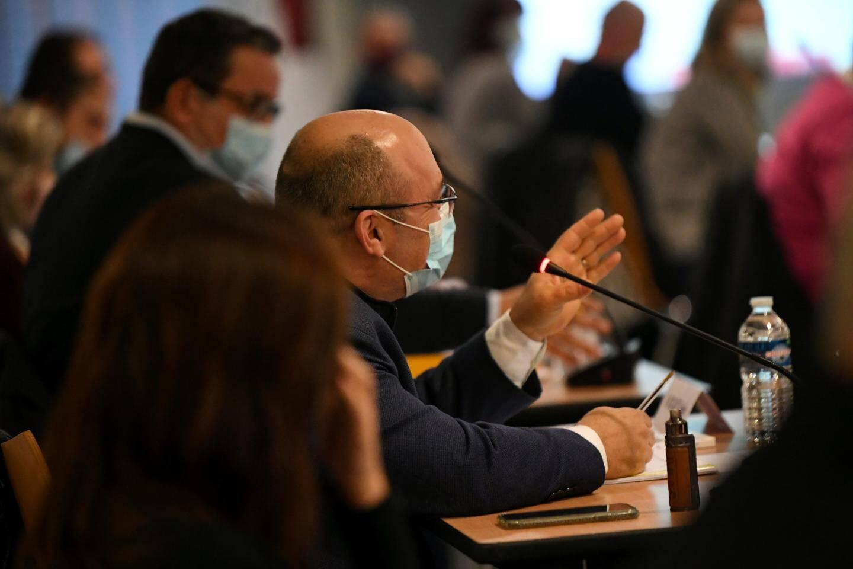 Frédéric Boccaletti s'est emporté en toute fin de séance, annonçant que les élus de son groupe ne siégeront finalement pas en commissions.