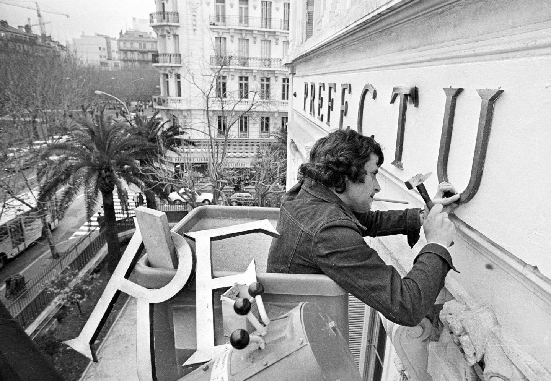 En 1974, Toulon alors sous-préfecture devient le chef-lieu du Var