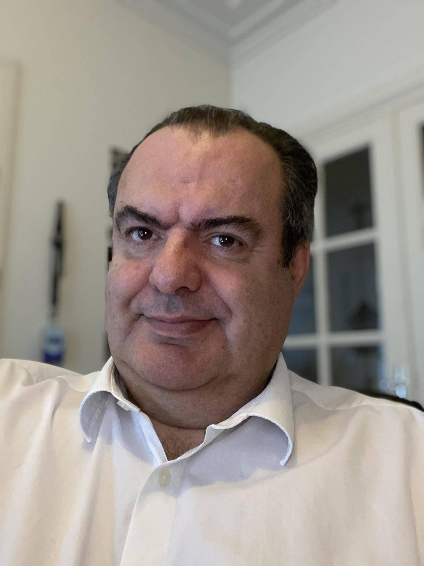 François Roudier, président du Comité des constructeurs français d'automobiles (CCFA)