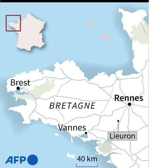 Fête sauvage près de Rennes