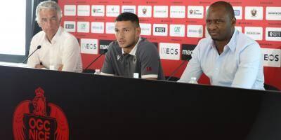 Patrick Vieira emmène 26 joueur pour le stage de l'OGC Nice en Autriche