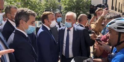 Renfort de policiers et création d'un quartier de reconquête républicaine: les annonces de Darmanin contre le trafic de drogue à Toulon