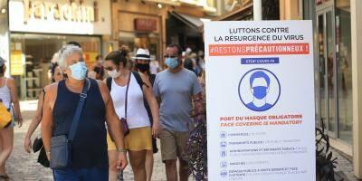 Cannes, Le Cannet et Grasse... voici toutes les zones de ces commune où le masque est obligatoire