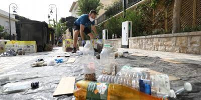 """Pour sauver les océans, """"nettoyer n'est pas la solution"""" expose une experte à Monaco"""