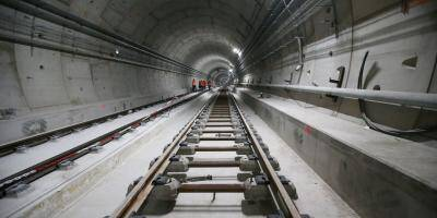 Un incendie s'est déclaré cette nuit dans le tunnel du tramway à Nice