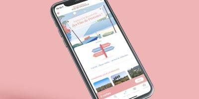 Sauvés par le tourisme estival, Les Vins de Provence ont lancé une application pour découvrir les vignerons et cavistes situés près de chez soi