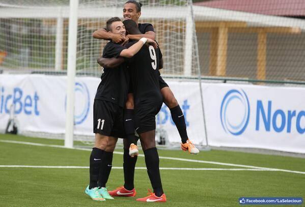 Vainqueur 3-0 contre l'Ossétie du Sud, la Selecioun s'est hissée en finale de Coupe du monde ConIFA.
