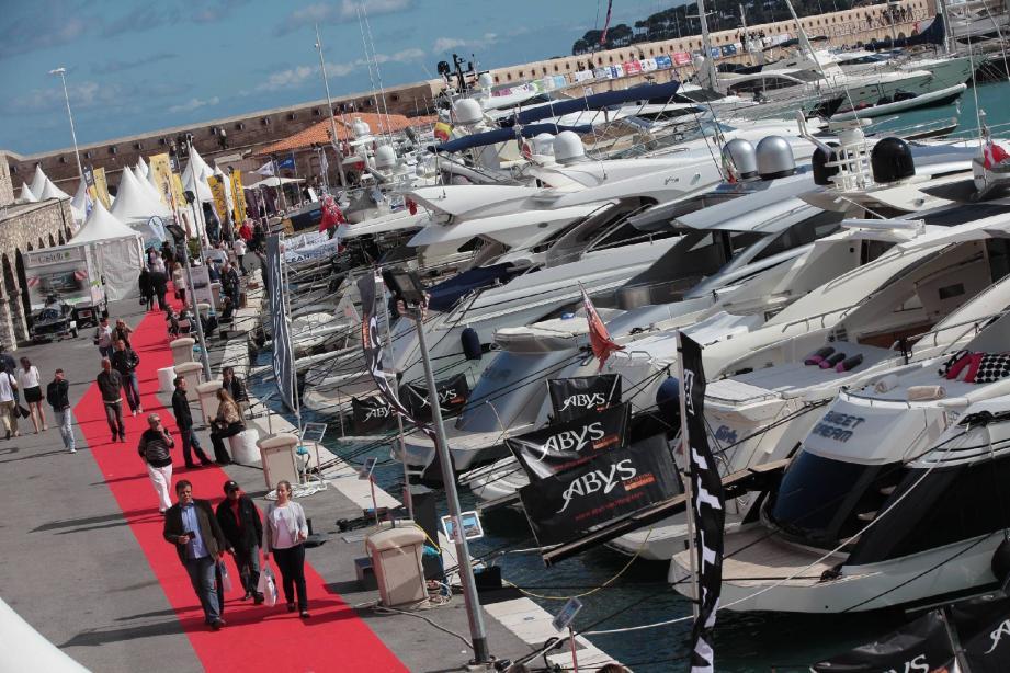 Plus de 12 000 visiteurs ont parcouru les allées de l'Antibes Yacht-Show l'an dernier. Mais les organisateurs ont annulé la manifestation au dernier moment. Une nouvelle manifestation de substitution prendra sa place.