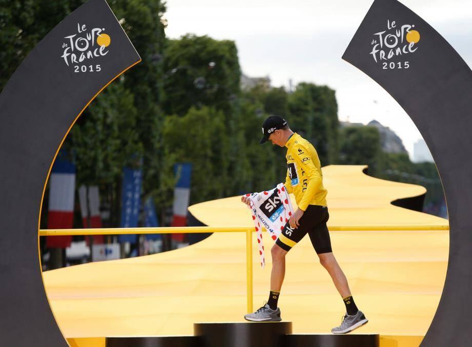Froome va-t-il ramener un troisième maillot jaune à Paris ? Pinot va-t-il prendre une autre dimension ? Cancellara retrouver de sa superbe ? (Ph AFP et EPA/MaxPPP)