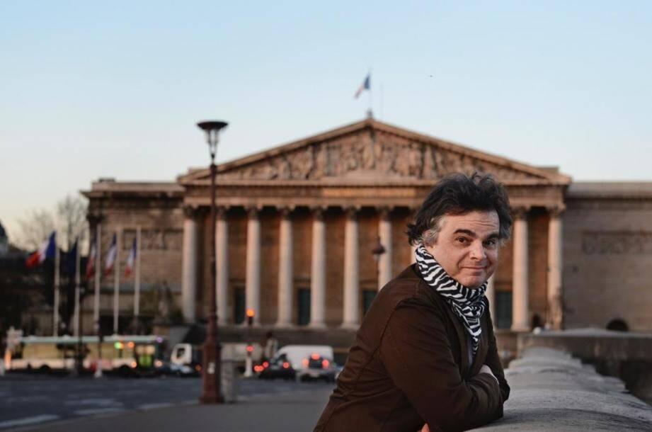 """Alexandre Jardin devant l'Assemblée nationale: """"Gauche ou droite, on a toujours une technocratie qui prend les manettes!"""""""