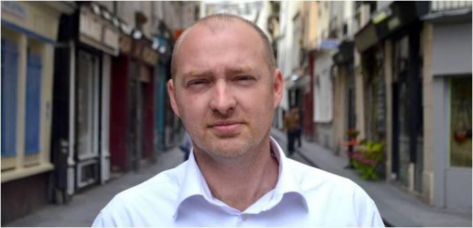 Stéphane Guyot, fleuriste, veut qu'on reconnaisse le vote blanc