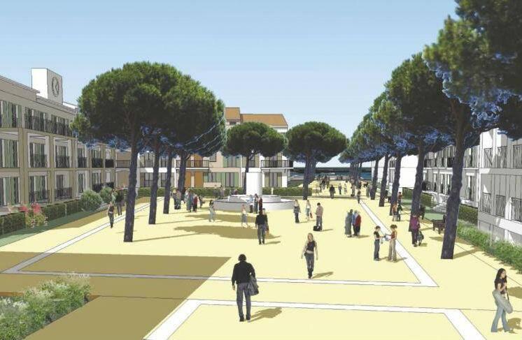 «C'est un éco-quartier que nous allons construire,  avec des espaces verts omniprésents», annonce le maire. Il promet aussi la réservation de deux espaces: «l'un pour une gendarmerie, l'autre pour une école hôtelière».