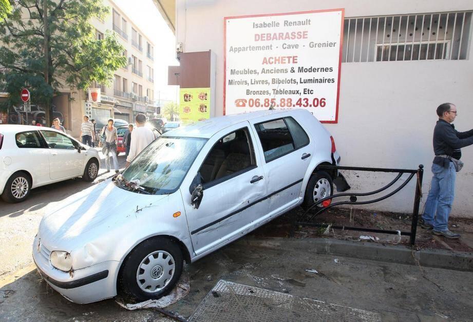 Il y a un an, les inondations faisaient seize morts dans les Alpes-Maritimes