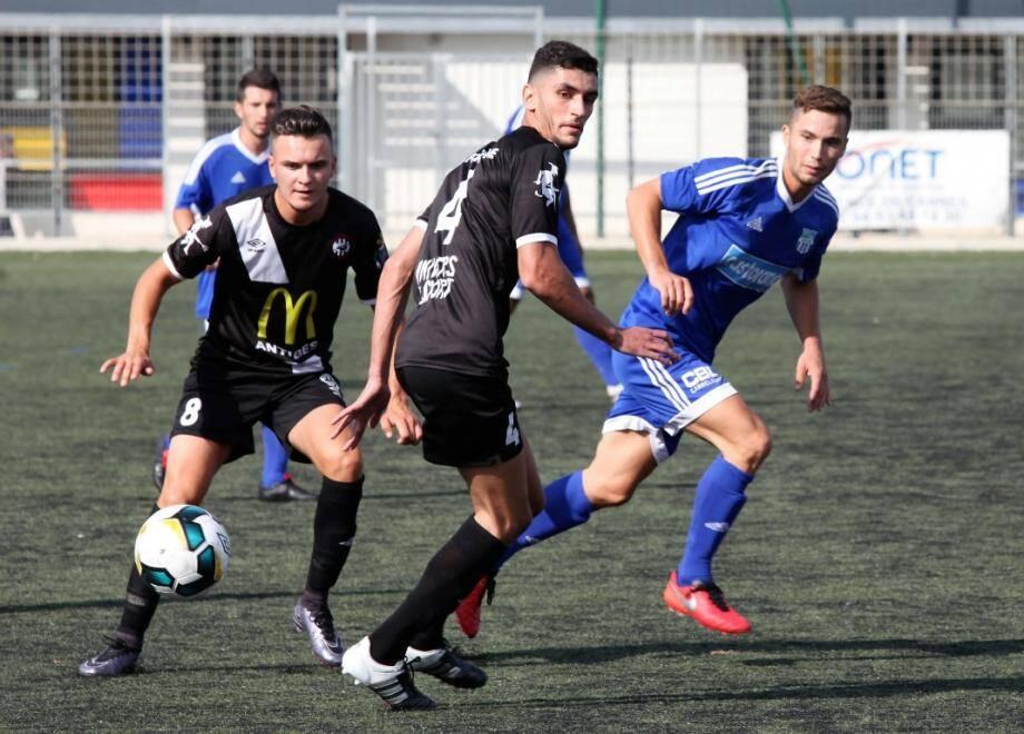 L'AS Fontonne est 3e en championnat.