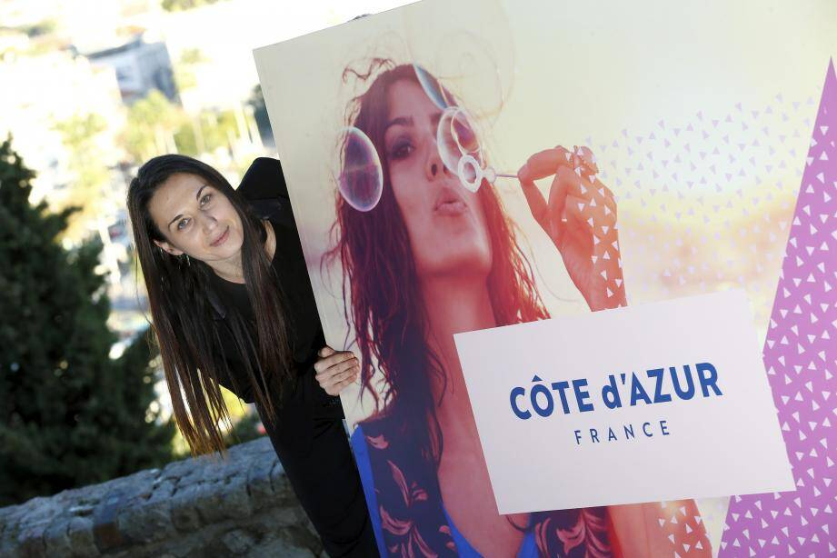 Le logo « Côte d'Azur - France » sera lancé aujourd'hui à Mandelieu lors des 2e Rencontres départementales du tourisme.