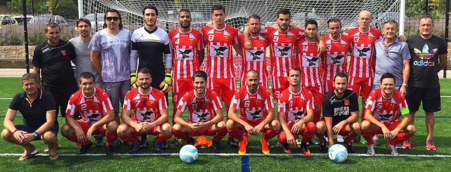À Mouans-Sartoux, l'US Biot enregistre sa deuxième défaite de la saison.(DR)