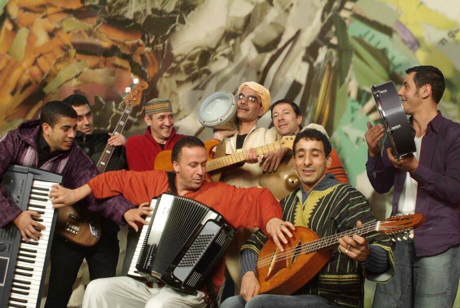 L'Orchestre National de Barbès a déjà donné plus de mille concerts dans le monde.