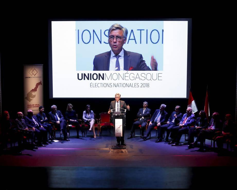 De haut en bas, Primo!, Horizon Monaco et Union Monégasque lors de leurs meetings de campagne. Des réunions qui n'ont pas toutes coûté le même prix.