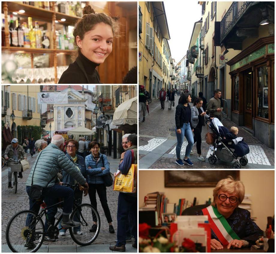 Bra, à 50 km au sud de Turin, une ville qui s'est fixée comme cap le bonheur de ses habitants.