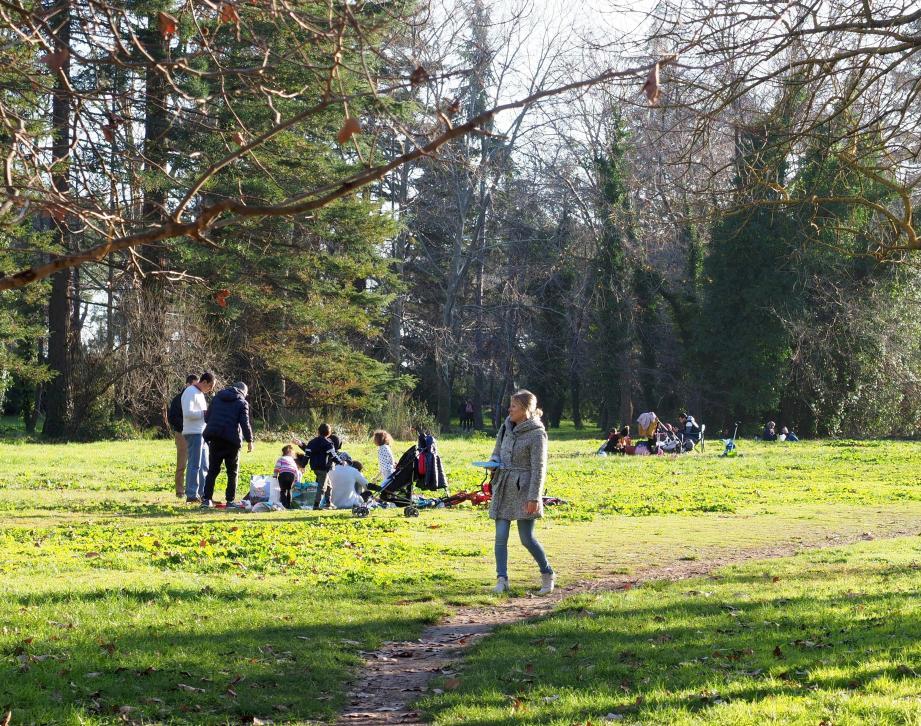 Le parc de Vaugrenier ? Un classique pour les vacances.