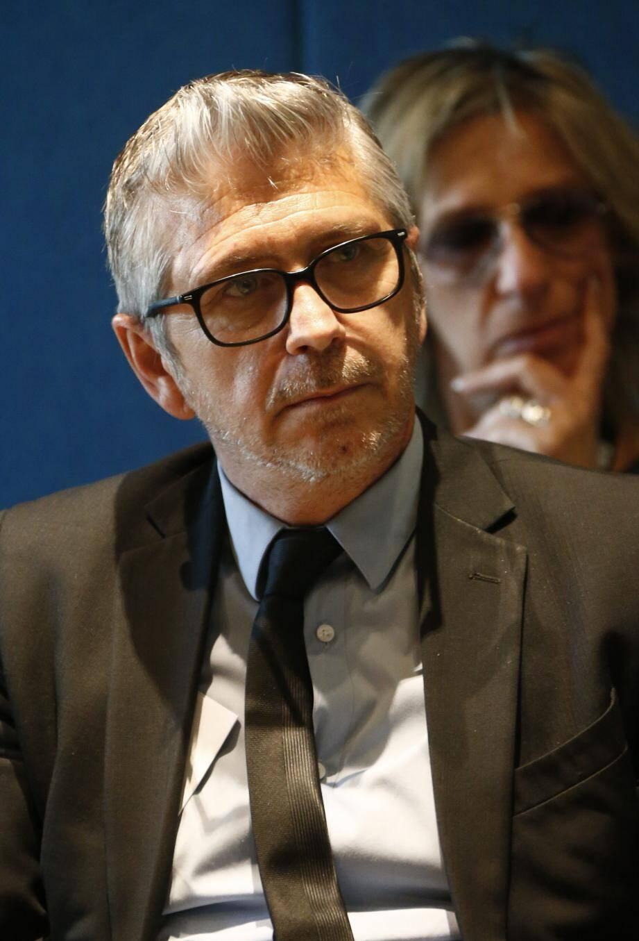 Erick Mascaro, GRDF
