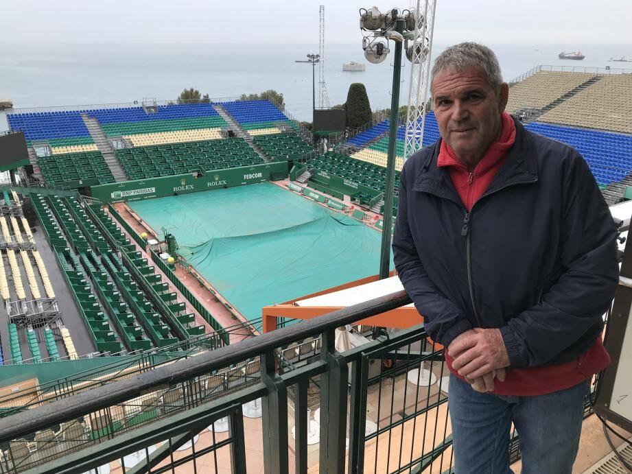 Michel Garcia, 37e tournoi.