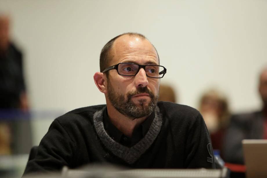 Marc Moschetti (divers droite), le maire Joseph Segura et l'adjoint Thomas Berettoni ont été au centre d'une altercation verbale, qui en dit long sur le futur déroulement de la campagne des municipales.