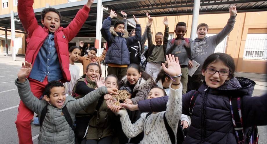 Au collège Jules Romain, les élèves travaillent sur le respect.