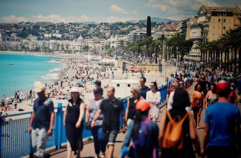 Un touriste sur trois choisit la Méditerranée comme destination à ses vacances.